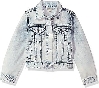 Calvin Klein 女童牛仔外套