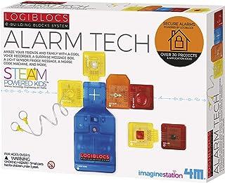 4M Logiblocs 电子积木系统 Alarm Tech Kit 无