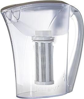 Clear2O Grp200 高级重力滤水器水壶 * 天然椰子碳,121.92 克