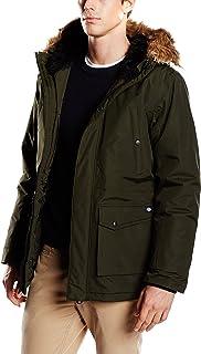 Dickies 男式派克大衣长袖外套