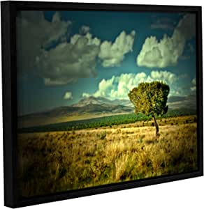 """ArtWall Mark Ross's Taking a Moment Gallery Wrapped Floater Framed Canvas, 24 x 32"""""""