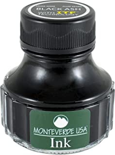 MONTEVERDE 蒙特韋德 瓶裝墨水(黑色) 美國品牌