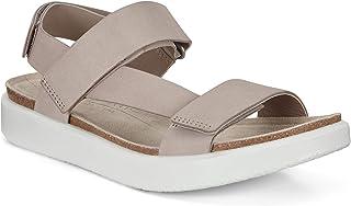 ECCO 女士 Corksphere 系带凉鞋