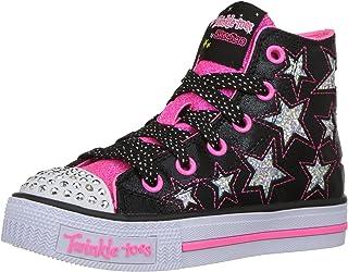 Skechers Shuffles-Rockin Stars 儿童运动鞋