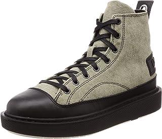 Diesel 男士 H-cage Dbb-及踝靴