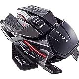 MadCatz R.A.T. 1 + 光学游戏鼠标MR05DCINBL001-0  R.A.T. X3