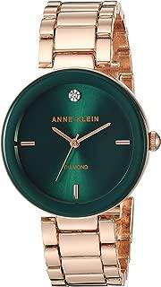 Anne Klein 安妮克莱因 女士 钻石表盘手链表