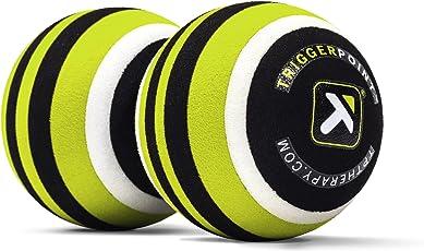 triggerpoint MB 2双按摩球滚筒适用于后背和颈部减压