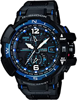 Casio 卡西欧 G-SHOCK SKY COCKPIT TOUGH SOLAR MVT 多方 6 GW-A1100FC-1AJF 手表(日本进口)