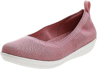 Clarks 女士 Ayla Paige 芭蕾平底鞋