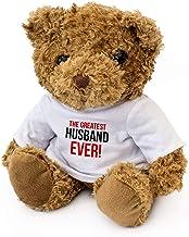 Greatest Husband Ever - 泰迪熊 - 可愛柔軟可愛可愛 - 贈禮佳品 圣誕禮物