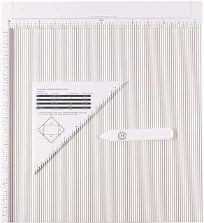 Martha Stewart Crafts Scoring Board 折疊板 手工工具用于制作卡片,信封,禮品盒等