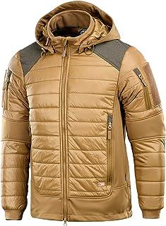 M-Tac 男式户外夹棉夹克防风保暖棉衣