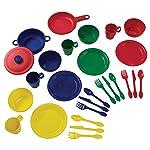 KidKraft 27件廚具玩具套裝 - 主要
