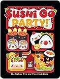 Gamewright Sushi Go Party!寿司Go大派对!豪华选择&传递卡牌游戏 来自Gamewright 多色