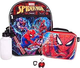 蜘蛛侠背包 5 件套 多种颜色 标准