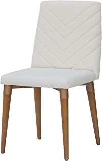 Manhattan Comfort Utopia Modern Chevron 餐椅