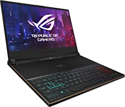 ROG Zephyrus S 超薄游戲筆記本電腦。GX531GW-AB76  Core i7-9750H | RTX 2070 | 512G SSD 15-15.99 inches