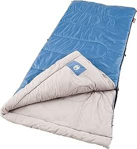 Coleman sunridge 40–60度睡袋