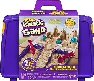 Kinetic Sand 折叠式Sandspiel手提箱 含沙子907g