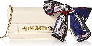 Love Moschino 女士 Borsa 小粒面 PU 手拿包