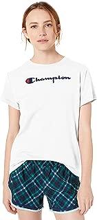 Champion 女式经典针织短袖 T 恤