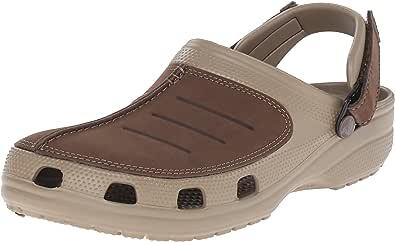 crocs 男式 yukon Mesa 洞洞鞋