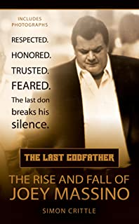 The Last Godfather: The Rise and Fall of Joey Massino (Berkley True Crime) (English Edition)