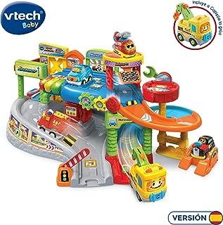 VTech 80 - 512722 Bolidos 車庫多層,綠色 (3480 - 512722)