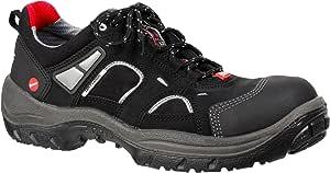 "Ejendals 3305-43 尺寸 109.22 厘米 Jalas 3305 Drylock"" *鞋 - 黑色/灰色/红色"