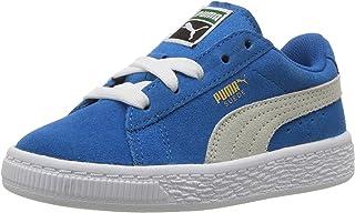 PUMA Kids' 麂皮运动鞋