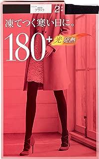 ATSUGI 厚木 连裤袜 180D [日本制] ATSUGI TIGHTS 180但尼尔 2双装 厚木连裤袜 女士