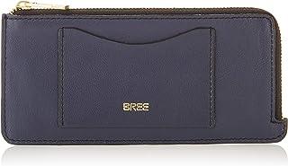 BREE 女士 Privy 153,*蓝,Change It P. W19 信用卡套,蓝色,8 x 1.5 x 17.5 厘米