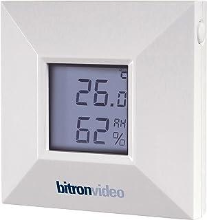 Bitron Bitronvideo Temp.和空气湿度传感器,1件,902010/27A