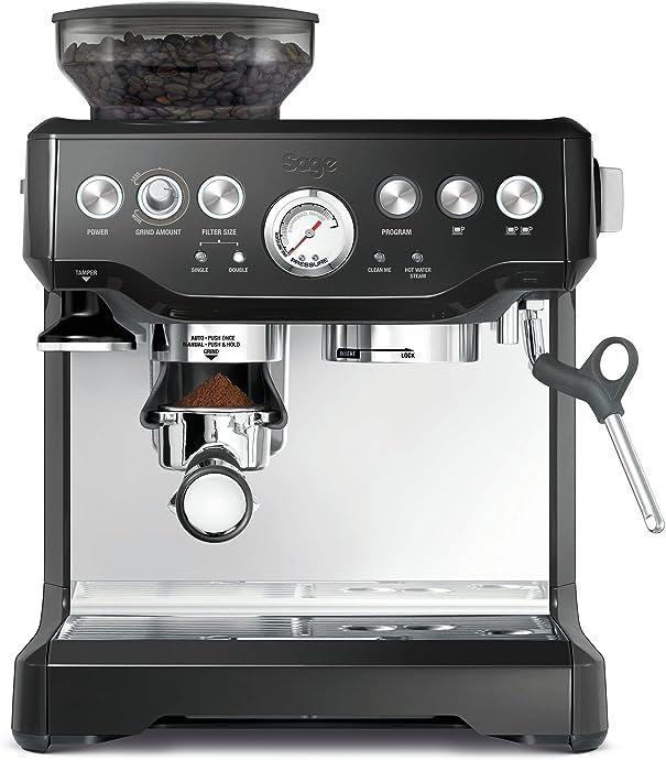 Sage 半自动咖啡机 SES875 镇店之宝¥2789
