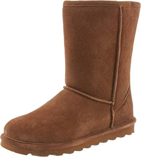 bearpaw 女式 ELLE 短款冬季靴子