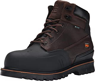 Timberland PRO Men's 6 Inch Rigmaster XT Steel Toe WP Work Boot