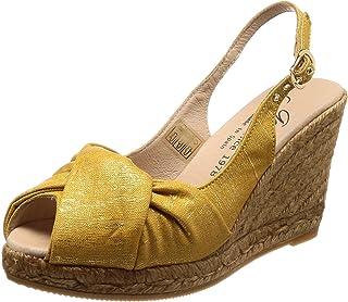 [GUIMO] 凉鞋 防水设计帆布便鞋 女士 CHUPA-JH