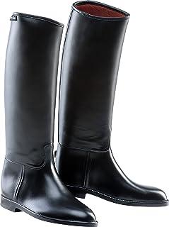 Equi-Theme Ekkia Child long riding Boot 黑色防水橡胶靴