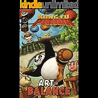 功夫熊猫  Kung Fu Panda: Art of Balance(英文版) (BookDNA漫画绘本书系) (English Edition)