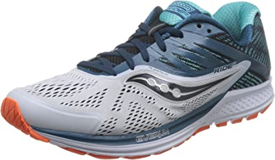 Saucony 圣康尼 TEC 男 跑步鞋 RIDE 10 S203733