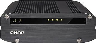 QNAP IS-400 Pro Intel Celeron 1.1GHz/ 2GB RAM/ 2GbE/ 4SATA/ USB3.0/1-Bay Desktop NAS 中小型企业*