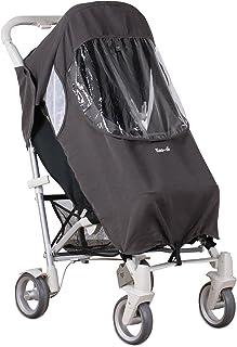 英国Koo-di 便携式万能婴儿车风雨罩 深灰色