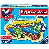 Big Aero 飞机形状地板拼图
