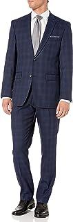 Perry Ellis 男式两件套修身西装