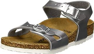 Birkenstock 中性儿童里约踝带凉鞋