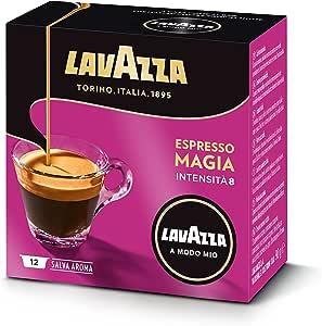 LAVAZZA A Modo Mio 意式浓缩咖啡 Magia,2 包(2 x 90 克)