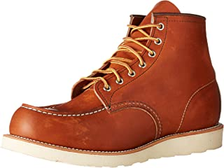 """Red Wing Heritage Men's 6"""" Moc Toe Oro-Legacy Boot 13 W (EE)"""