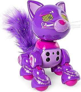 zoomer Meowzies, Posh, 互动式小猫,带灯光、声音和传感器