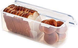 Lock & LOCK airtight 矩形高筒食品保鲜盒 CUP 白色 长